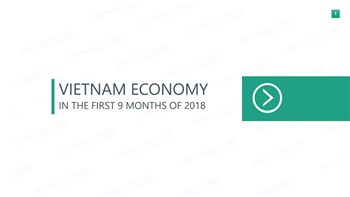 [INFORGRAPHIC] VIETNAM ECONOMY IN THE FIRST 10 MONTHS OF 2018