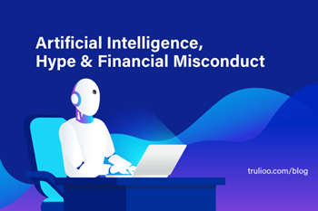 Artificial Intelligence, Hype and Financial Misconduct